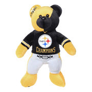 Pittsburgh Steelers Super Bowl X Champions Thematic Bear