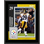 Shamarko Thomas Pittsburgh Steelers Fanatics Authentic 10.5