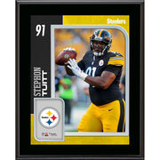 Stephon Tuitt Pittsburgh Steelers Fanatics Authentic 10.5'' x 13'' Sublimated Player Plaque