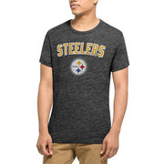 Pittsburgh Steelers '47 Tri-Blend State T-Shirt - Black