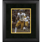 Jack Ham Pittsburgh Steelers Fanatics Authentic Framed Autographed 8