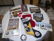 225d32bc9 Memorabilia Auction – Steelers Apparel