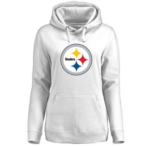 Women's Pittsburgh Steelers Design Your Own Pullover Hoodie