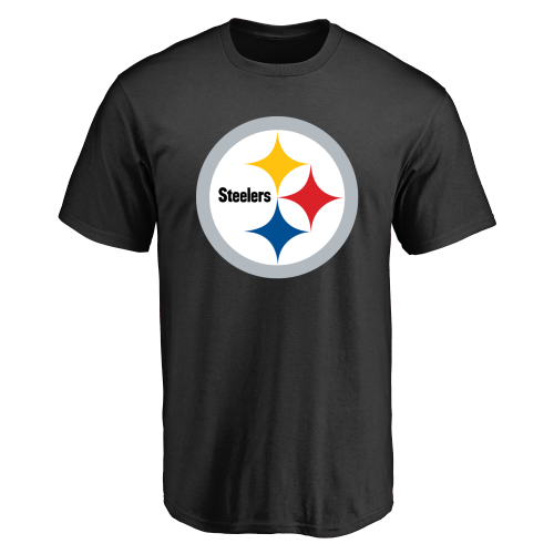 Men's Pittsburgh Steelers Design Your Own T-Shirt-